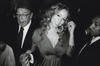 Clive Davis and Mariah Carey