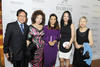 Michael and Betty Chong,Eva Longoria, Yap Poleen and Mrs Phua Keow Swee