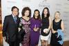Michael and Betty Chong,Eva Longoria, Yap Poleen and Mrs Phua Keow Swee