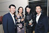 Arthur and Sharon Tay with Laura Lim and Dylan Boey