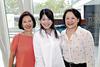 Eileen Lim, Amy Goh and Hoon Ai Tee