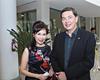 Laura Hwang and Axel Chan