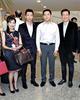 Laura Hwang, Dylan Boey, Tan Chuan-Jin and Richard Hoon