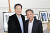 Richard Hoon and Lim Soon Hock