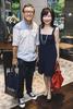 Michael Chiang and Gladys Quek
