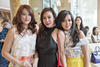 Angela Poppy, Shirley Kuan and Mery Lusianto
