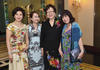 Angeline Yap, Joy Tan, Josephine Kho and Stella Wee