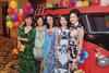 Charmaine Chow, Jasmine Foo, Chan Ee Lin, Joy Tan and Low Chin Loo