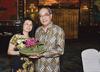 Irene Teo and Chan Kin Ming