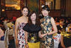 Nana Au-Chua, Connie Wu and Angelene Chan