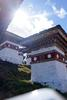 Thimphu to Punakha - Dochu La's Memorial stupas