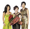 Clara Goh, Lotus soh and Laura Lim