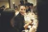 Susanna Han in Versace