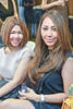Dina Rostani and Soraya Wilson