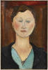 Femme boucle d'oreille by Amedeo MODIGLIANi