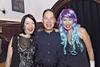 Wong Ai Ai, Geoffrey Wong and Laura Lim