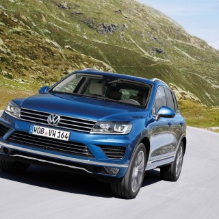 volkswagen touareg bland to grand
