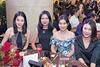 Emma Lee, Amanda Jiang, Keke Zhang and Ivy Zhang