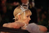 Carey Mulligan wearing a Tiffany & Co. headpiece in The Great Gatsby (2013)