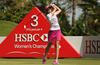 Paula Creamer during Round 4 of HSBC Women's Champions 2014