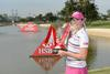 Paula Creamer, winner of HSBC Women's Champions 2014
