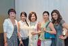 Frances Low, Fanty Soenardy, Lilian Low, Caroline Quach and Karen Soh