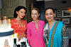 Sharanjit Leyl, Paige Parker and Maniza Jumabhoy