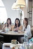 Yvonne Lim, Elaine Lim-Chan and Carmen Ow