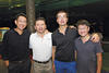 Stanley Peck, Dennis Tan, Heah Sieu Min and Richard Chung