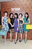 Frances Low, Lilian Low, Evelyn Sam, Jackie Lim and Fanty Soenardy
