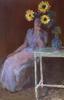 Monet- Suzanne Aux Soleils