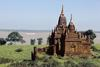 Of the estimated 13,000 monuments that stood in the Bagan Era, only 2,200 remain today