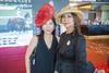 Helena Ng de Dronas and Saedah Yahaya