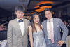 Ivan Ngo, Chloe Ng and Chris Chan
