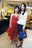 Gladys Quek and Eunice Siek