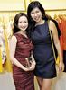 Jeanette Divyanathan and Laura Lim