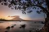 Ometepe Island on the shore of lake Nicaragua with a view of Concepcion volcano (Photo; Corbis)
