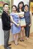 Adrian Ng, Loh May-Han, Laura Lim and Genevieve Jiang