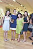 Valerie Chow, Raphael Kofeler, Corinna Chang and Kelly Teoh