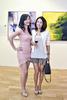 Wendy Ng and Younhi Park