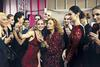 Backstage at the Diane von Furstenberg show during Singapore Fashion Week
