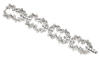 Belle epoque diamond bracelet by Cartier