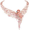 Flamant Corail necklace