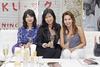 Violet Yeo, Laura Lim and Simone Khoo