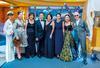 Celeste Basapa, Cheryl Lee, Audrey Lau, Kenneth Kwek, Jean Wee, Caroline Heah, Dana Cheong and Emmanuel Hadjidakis