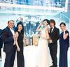 Daniel Perel, Miyoko Demay, Mr & Mrs Hiroshi Hatto and Junko Smith