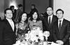 Larry Lee, Betty Lee, Rosy Ho, Christopher Ho and Christopher Lee