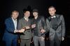 Ludovic du Pressis, John Malkovich, Robert Rodriguez and Hu Bing