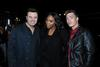 Seth MacFarlane, Serena Williams and Colton Haynes