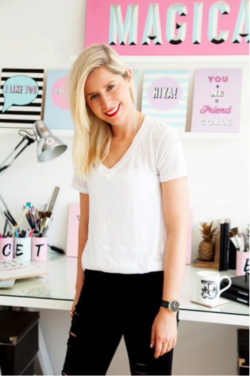 622874f0cc20 Another cool collaborator Kors tapped on is Daisy Emerson, the London-based  illustrator and letterer behind the personalised designs you see on the  bags for ...